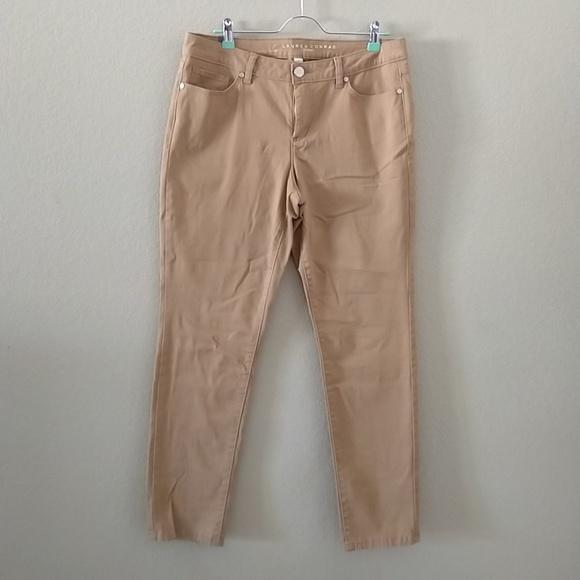 b12d5513b83bc9 LC Lauren Conrad Pants | Skinny Ankle Stretch 12 | Poshmark